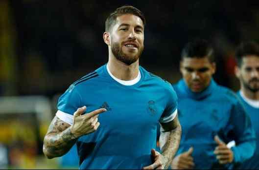 Sergio Ramos mete miedo al Barça con un mensaje bestial en el vestuario del Real Madrid