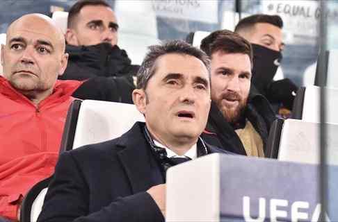 Valverde se mete en un lío tremendo en el vestuario del Barça (Con ultimatum incluido)