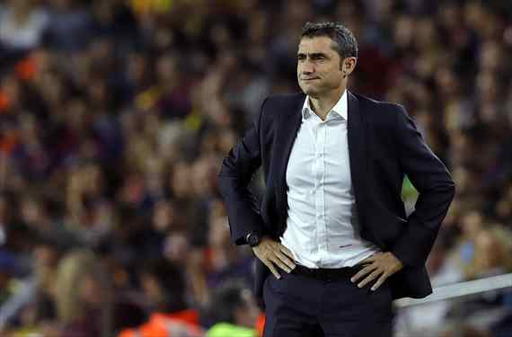Valverde empuja a un fichaje del Barça a marcharse al Real Madrid