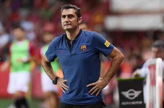 Aviso a Valverde: la Juventus negocia para llevarse un 2x1 del Barça