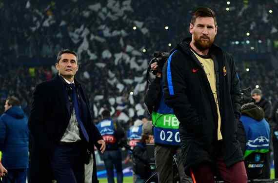 Messi revienta el fichaje de Özil con una amenaza brutal a Bartomeu