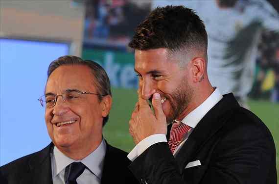 Sergio Ramos le encarga un fichaje a Florentino Pérez: su favorito para reemplazar a Keylor Navas