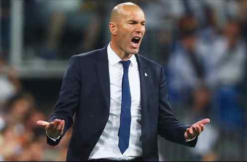 Zidane se niega a tragar con un fichaje de Florentino Pérez: ¡Por aquí que no venga!
