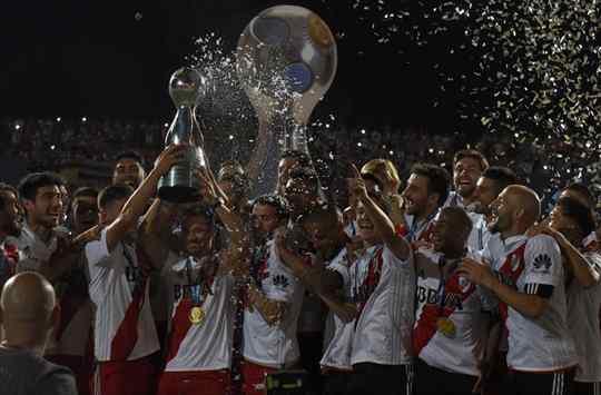 Por los Ignacio, River gritó bicampeón de la Copa Argentina