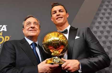 Florentino Pérez enloquece con la última amenaza de Cristiano Ronaldo (¡Brutal!)