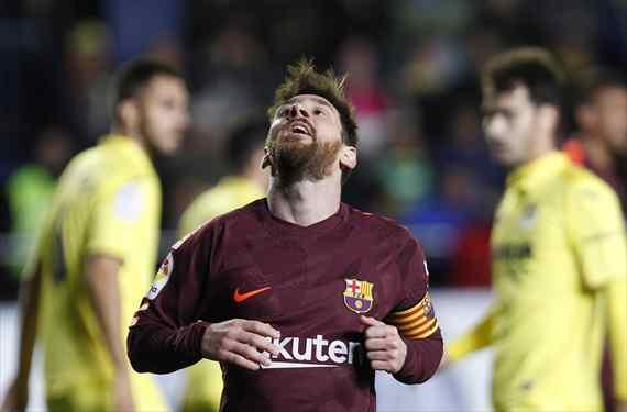 """""""Por aquí que no venga"""": Messi se carga una llegada sorpresa al Barça para enero"""