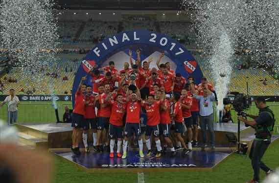Independiente sacó su mística y gritó campeón de la Copa Sudamericana