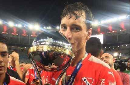 """""""Es verdaderamente increíble, nunca levanté una Copa"""""""