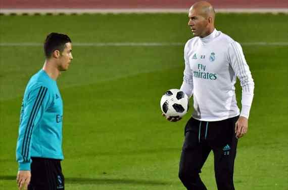 El jugador del Real Madrid que explota ante Zidane en el Mundial de Clubs
