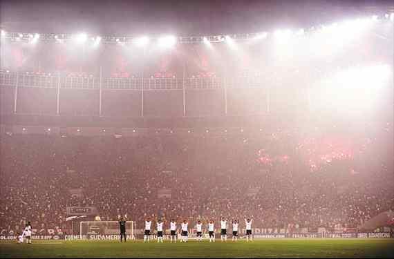 Desde el vestuario, Independiente recuperó la mística