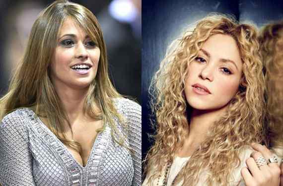 Antonella Roccuzzo suelta un bombazo sobre Shakira que arrasa en Barcelona