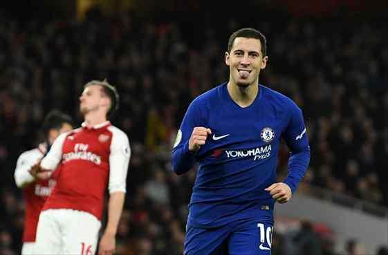 Hazard se lleva a otra estrella del Chelsea al Real Madrid (y Florentino Pérez da el OK)