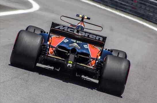 El diseño revolucionario del McLaren-Renault que deja a Fernando Alonso alucinado