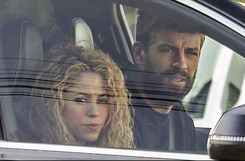 Lío con Shakira: Insultos a la colombiana en Barcelona que acaban con bronca de Piqué