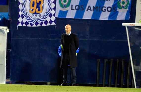 Asensio tapa el drama que deja a Zidane 'tiritando' en Leganés (y un mensaje a Florentino Pérez)