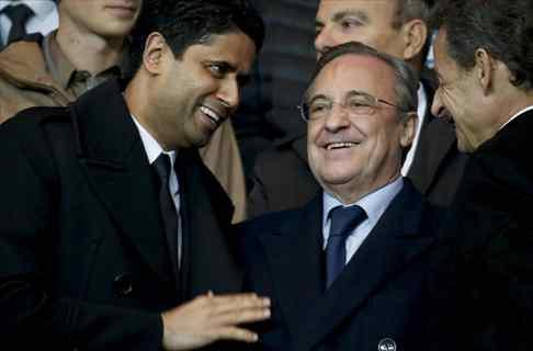 Florentino Pérez tiene una bomba: reunión con una estrella de la Premier (y no es Kane, ni Hazard)