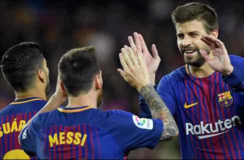 Messi se pone duro: después de Piqué y Sergi Roberto exige otra renovación a la directiva del Barça