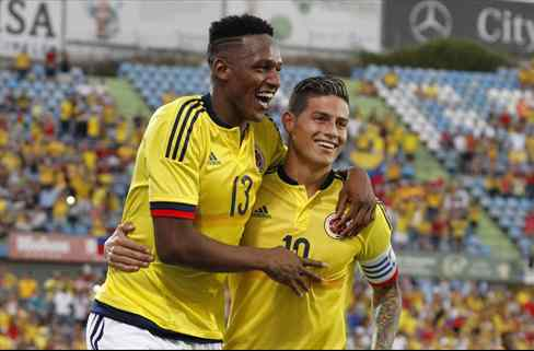 Yerry Mina sabe la condición que ha puesto James Rodríguez para volver al Real Madrid