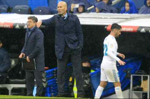 """Isco la lía con Zidane tras la victoria del Real Madrid ante el Deportivo (""""Acabarán mal"""")"""