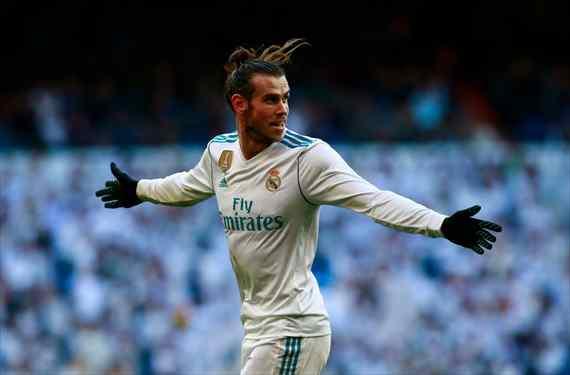 Gareth Bale le pasa una oferta de 100 millones a Florentino Pérez (y no es de la Premier)