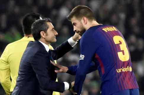 Piqué pide un fichaje para el Barça que deja con cara de póker a Florentino Pérez