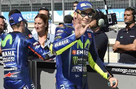 La negociación más secreta de Valentino Rossi que sale a la luz en MotoGP