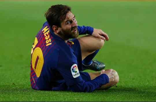 Messi lo tiene claro: El 'Bombazo' del argentino que revoluciona la vuelta del Barça - Valencia