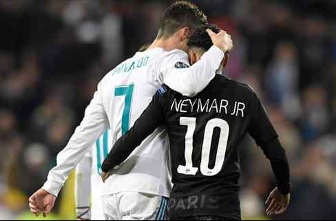 Neymar deja a Cristiano Ronaldo con la boca abierta con un mensaje brutal tras el Real Madrid - PSG