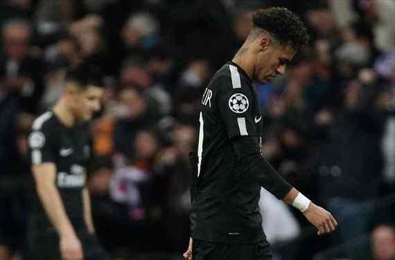 Neymar corta cabezas: los tres nombres que quiere fuera del PSG (y un fichaje bomba)