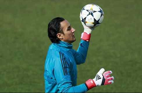 Keylor Navas ya sabe cuál será su equipo la próxima temporada (y no será el Real Madrid)