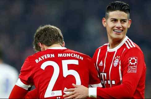 El crack del Bayern de Múnich que James Rodríguez ha recomendado a Florentino Pérez