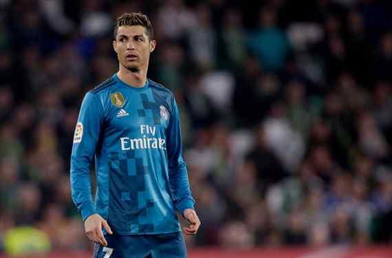 Cristiano Ronaldo explota: el dardo a Zidane tras la victoria del Real Madrid ante el Betis