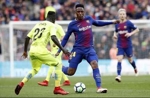 Yerry Mina lo avanza (y Messi lo confirma): el Barça se lleva un fichaje de Florentino Pérez