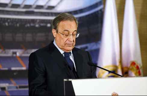 Jarro de agua fría a Florentino Pérez: el crack que se niega a venir al Real Madrid