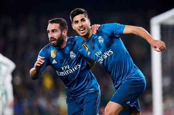 Sergio Ramos tapa la última guerra en el vestuario del Real Madrid (con Marco Asensio de por medio)