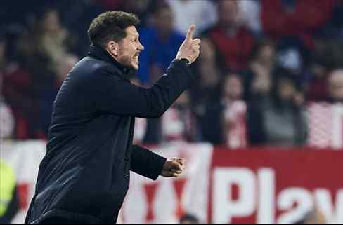El Cholo Simeone llama a un crack del Barça (y Messi se entera de todo)
