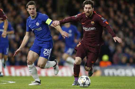 Messi avisa del drama del Barça en Londres (que se lleva por delante a un crack azulgrana)