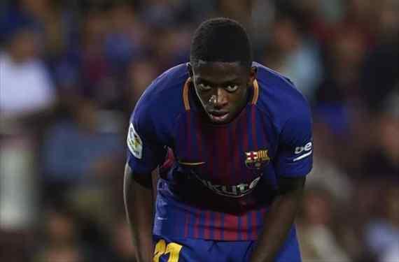 La oferta por Dembélé que avergüenza al Barça (y que nadie quiere contar)