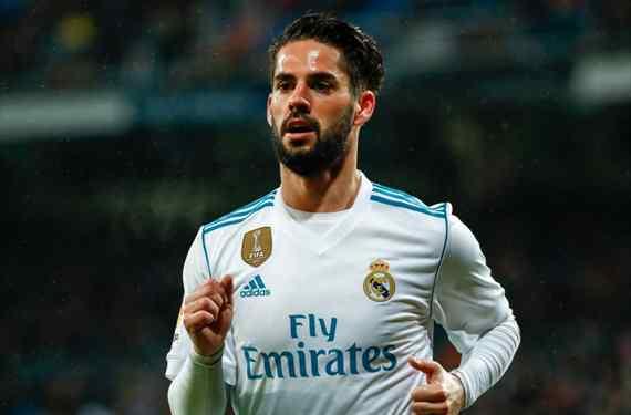 Isco suelta la bomba: la oferta que lo saca del Real Madrid (y es un intercambio galáctico)