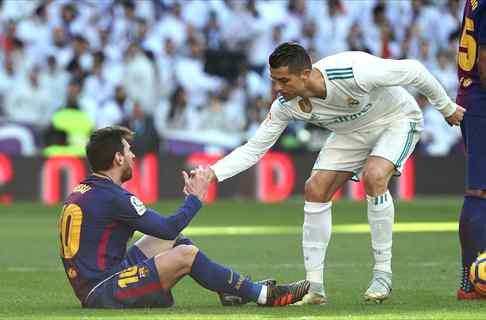 Messi no se corta: la respuesta más bestia a Cristiano Ronaldo tras los cuatro goles al Girona