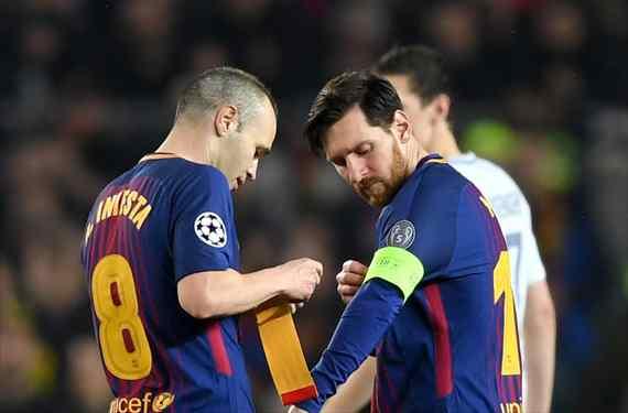 Messi destroza a Florentino Pérez: el crack del Real Madrid que pide como recambio de Iniesta
