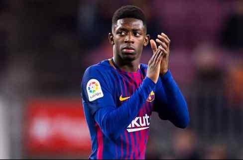 El Barça mete a Dembélé en una operación para quitarle un crack a Florentino Pérez