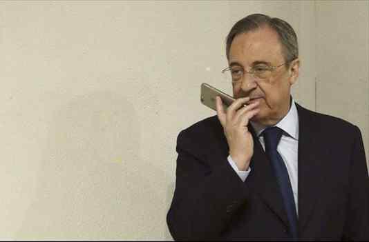 Florentino Pérez mete miedo a Griezmann contando un secreto muy bestia de Messi