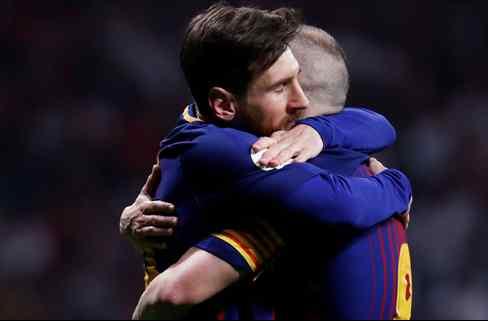 Messi se va de la lengua: el recambio de Iniesta está cerrado (y es del todo inesperado)
