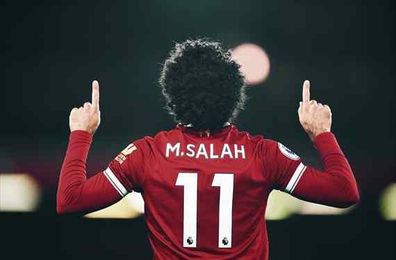 Salah tiene precio: Florentino Pérez mete a un crack del Real Madrid en la operación