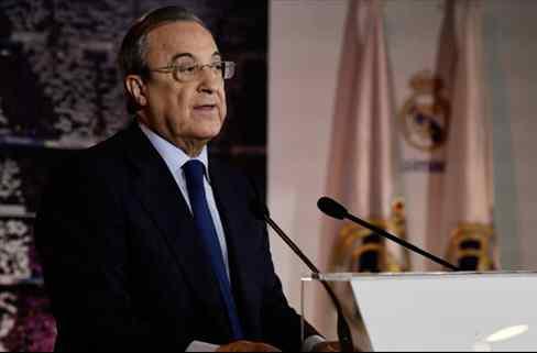 Adidas presiona a Florentino Pérez con el fichaje del nuevo '10' del Real Madrid