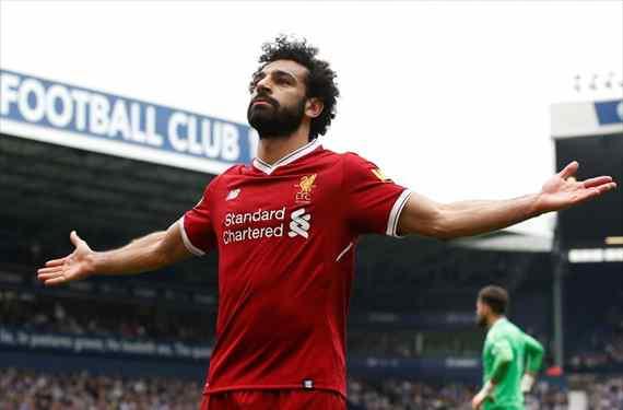 Salah tiene la clave para fichar por el Real Madrid (y se la comunica a Florentino Pérez)