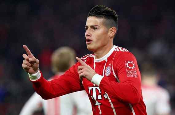 James Rodríguez tiene un plan (y es para salir del Bayern este mismo verano)