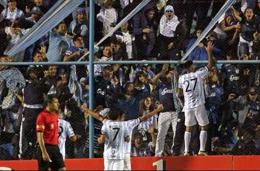 Atlético Tucumán está a un punto de hacer historia en la Libertadores