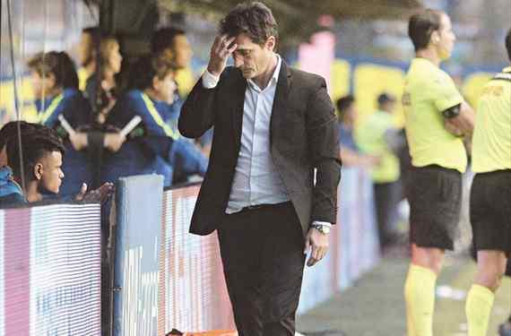 ¿Qué sucede con el técnico; podría irse del club?